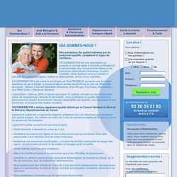 Service à la personne, aide à domicile, aide ménagère Tourcoing Lille