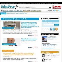 Manuel de survie de l'enseignant - Collèges et lycées - Educpros.fr