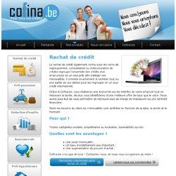 Rachat de crédit, Prêt personnel, Réduction d'impôt, Prêt hypothécaire, Epargne/Placement