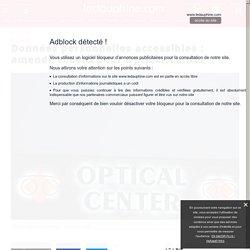 Données personnelles accessibles : amende record pour Optical Center