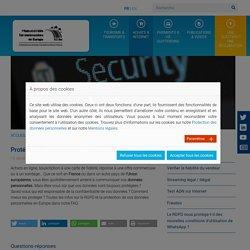 Protection des données personnelles - Centre Européen des Consommateurs France