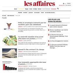 Finances personnelles : conseils en fiscalité