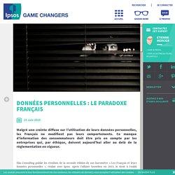 Données personnelles : le paradoxe français