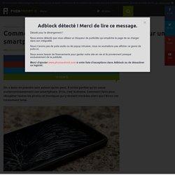 Comment récupérer vos fichiers personnels sur un smartphone cassé