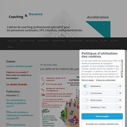 Les personnes multipotentielles - Coaching Adulte Surdoué Paris