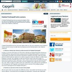 Logement personnes agées : Habitat Participatif entre seniors