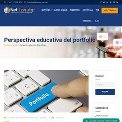 Perspectiva educativa del portfolio