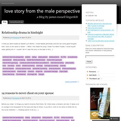 love story from the male perspective | sharing love stories