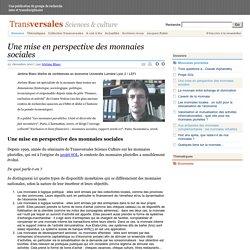 Une mise en perspective des monnaies sociales (4)