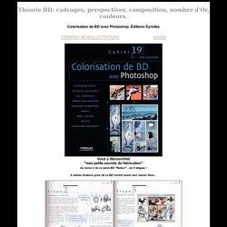 THÉORIE BD: Cadrages, perspectives, composition et mise en couleurs par Gil FORMOSA
