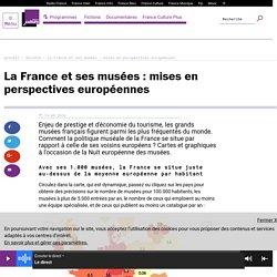 La France et ses musées : mises en perspectives européennes