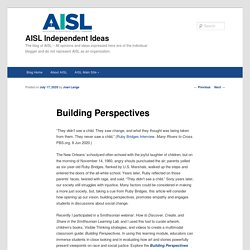 Building Perspectives