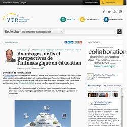 Avantages, défis et perspectives de l'infonuagique en éducation