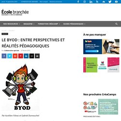 Le BYOD : entre perspectives et réalités pédagogiques