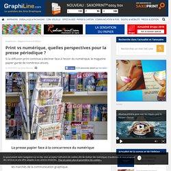 Print vs numérique, quelles perspectives pour la presse périodique ?