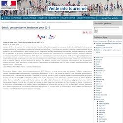 Brésil : perspectives et tendances pour 2015