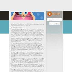 problème obésité : Persuasive Games -Fatworld (laura philippe)