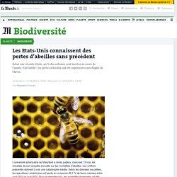 Pertes d'abeilles sans précédent aux Etats-Unis