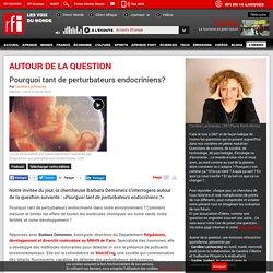 RFI 19/01/16 Autour de la question - Pourquoi tant de perturbateurs endocriniens?