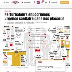 Perturbateurs endocriniens : urgence sanitaire dans nos placards
