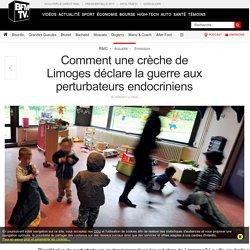 Comment une crèche de Limoges déclare la guerre aux perturbateurs endocriniens