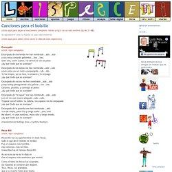 Luis Pescetti » Canciones para el bolsillo