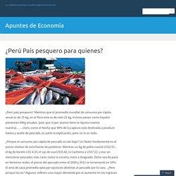 Gestion / Kurt Burneo (ex min Produce) - 17/7/13 ¿Perú País pesquero para quienes?