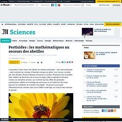 Pesticides : les mathématiques au secours des abeilles