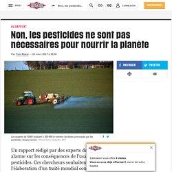 Non, les pesticides ne sont pas nécessaires pour nourrir la planète