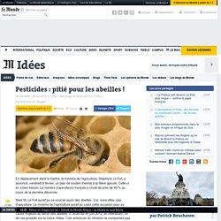 Pesticides : pitié pour les abeilles !