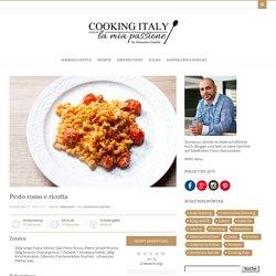 Pesto rosso e ricotta - Cooking Italy