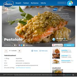 Pestolohi - Valio.fi