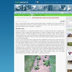 Pestovateľské triky o ktorých ste možno nikdy nepočuli - Pestovanie - Záhrada a príroda