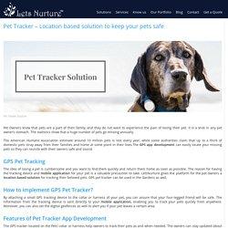 Pet Tracker Solution