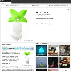 Petal Drops at Firebox.com