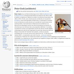 Peter Cook (architecte) - Wikipédia - Waterfox