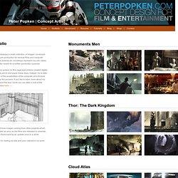 Peter Popken - online portfolio