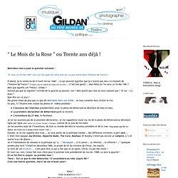 Du petit monde de Gildan