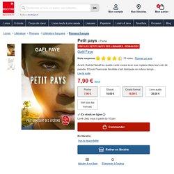Petit pays - 7,90