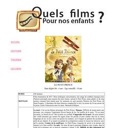 Le Petit Prince, pour quel age ? film dvd analyse