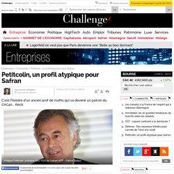 Petitcolin, un profil atypique pour Safran