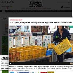 Au Japon, une petite ville approche à grands pas du zéro déchet - Yu FUJINAMI