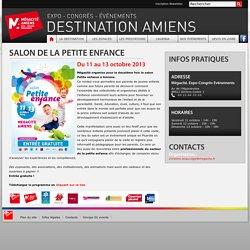 SALON DE LA PETITE ENFANCE - Megacite Amiens