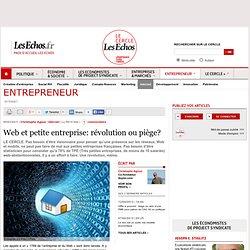 Web et petite entreprise: révolution ou piège?