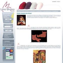 Petite histoire du tricot : Laine-Angora.com