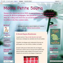 Monte Petite Souris: Créations maison