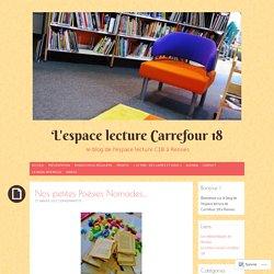 L'espace lecture Carrefour 18