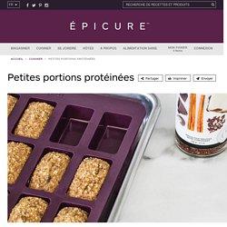 Petites portions protéinées