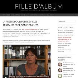 La presse pour petites filles : ressources et compléments