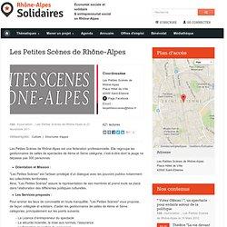 Les Petites Scènes de Rhône-Alpes